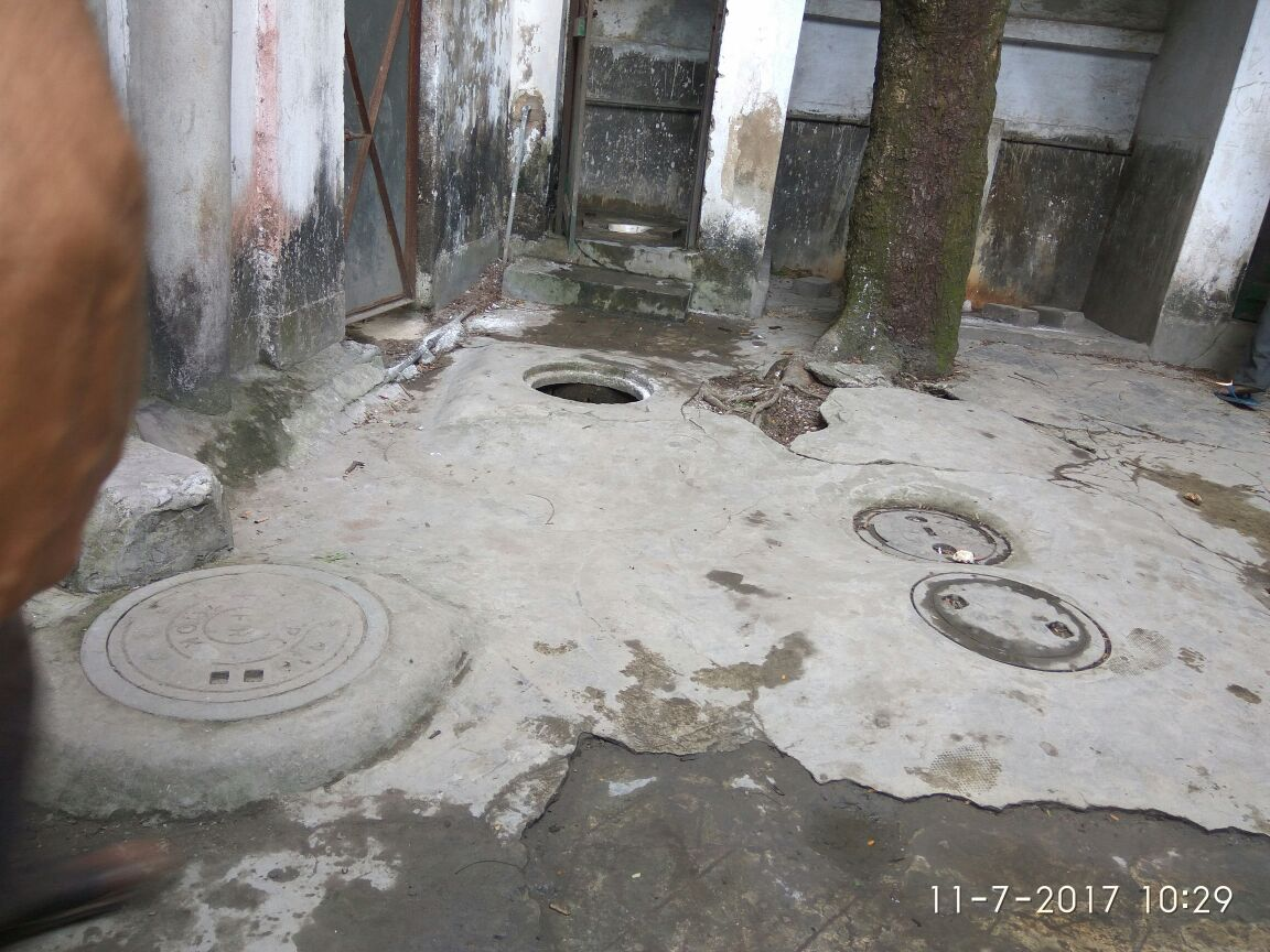 Toilet Before Renovation 2