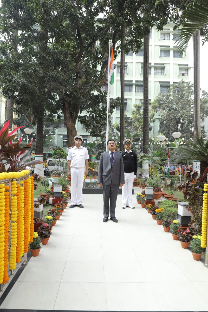 70th Republic Day celebration at Custom House12