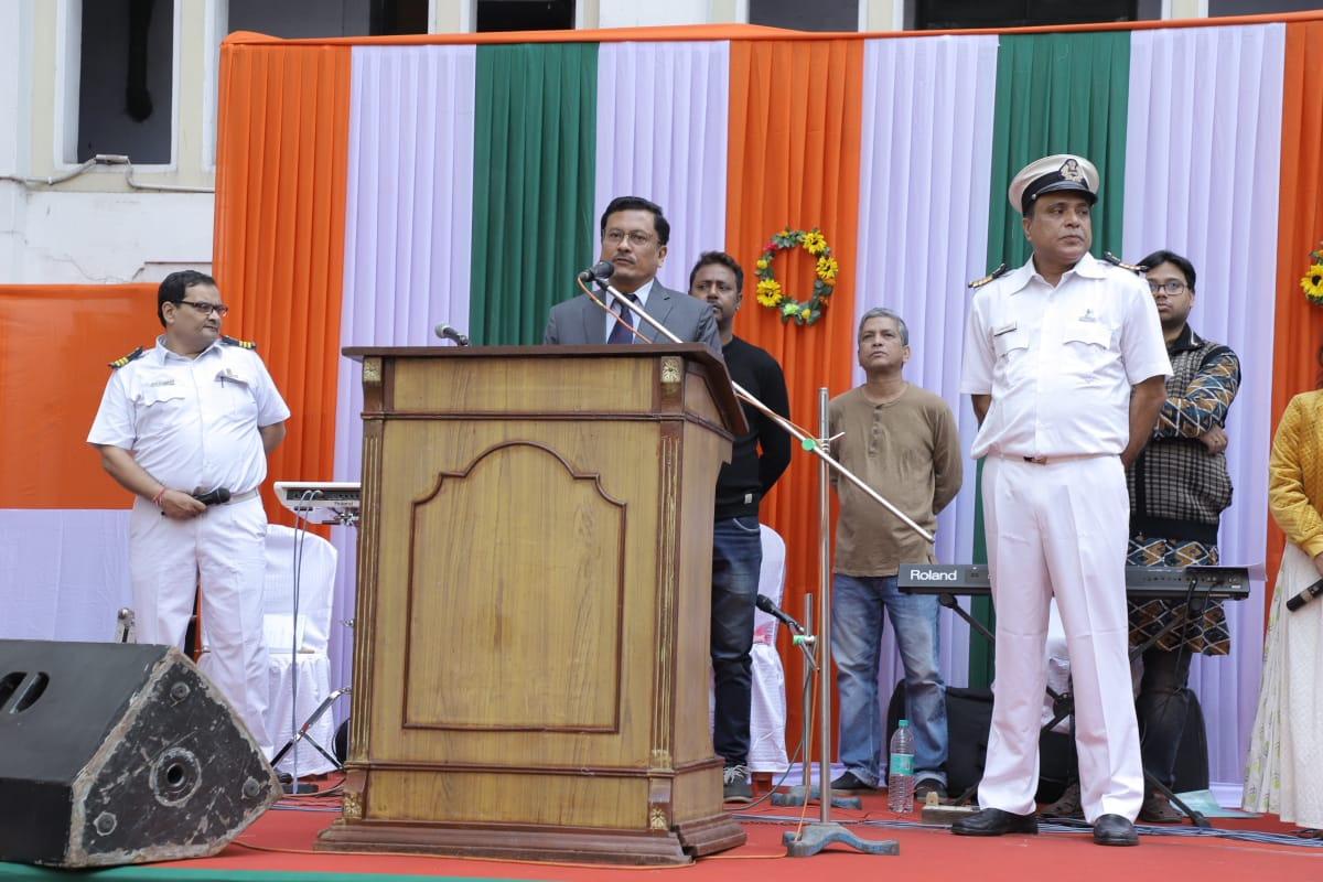 70th Republic Day celebration at Custom House5