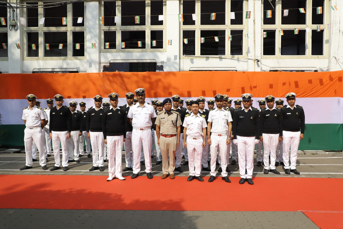 70th Republic Day celebration at Custom House8