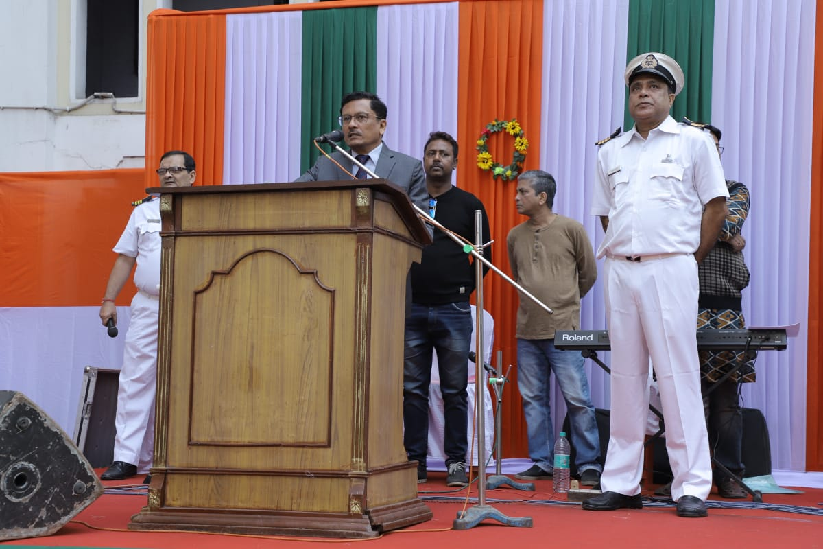 70th Republic Day celebration at Custom House2