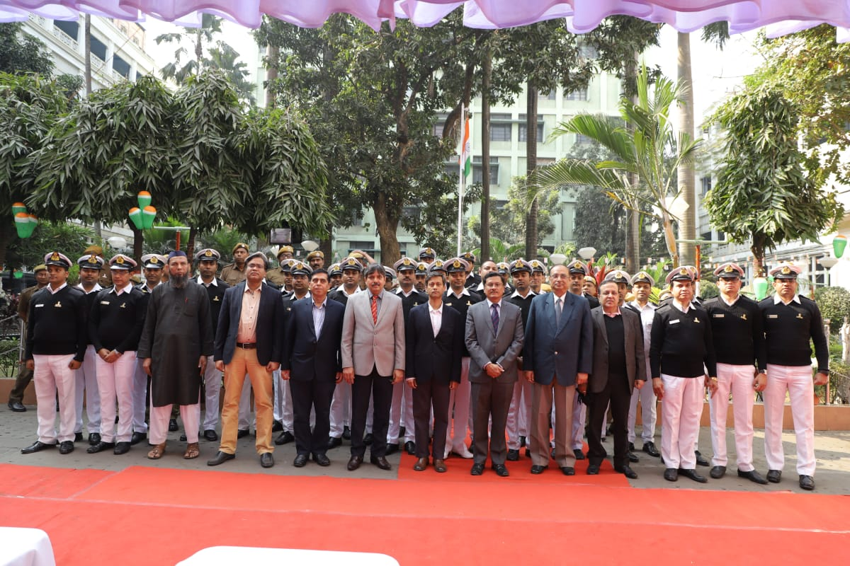 70th Republic Day celebration at Custom House7